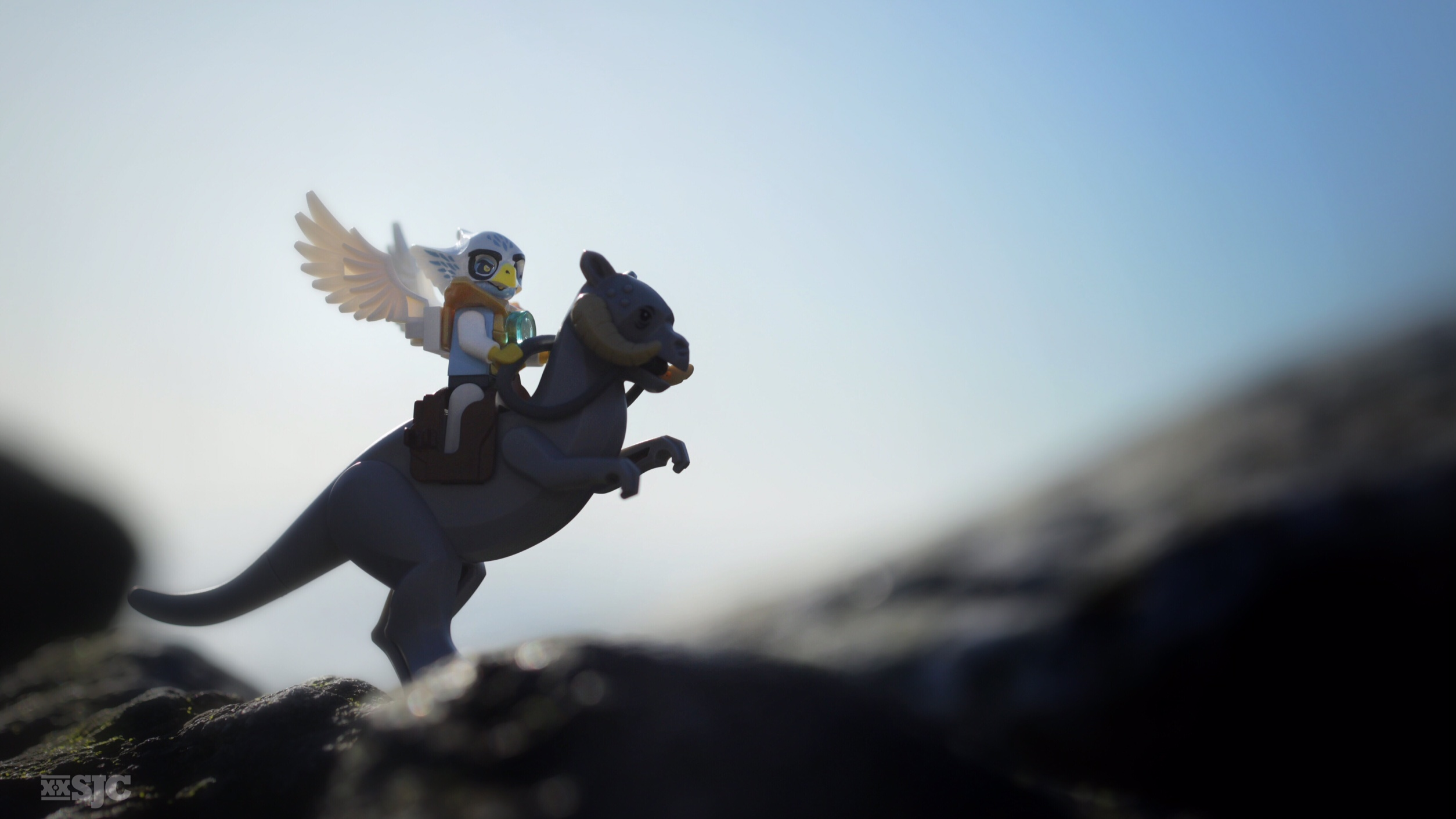 Scale and Toy Photography