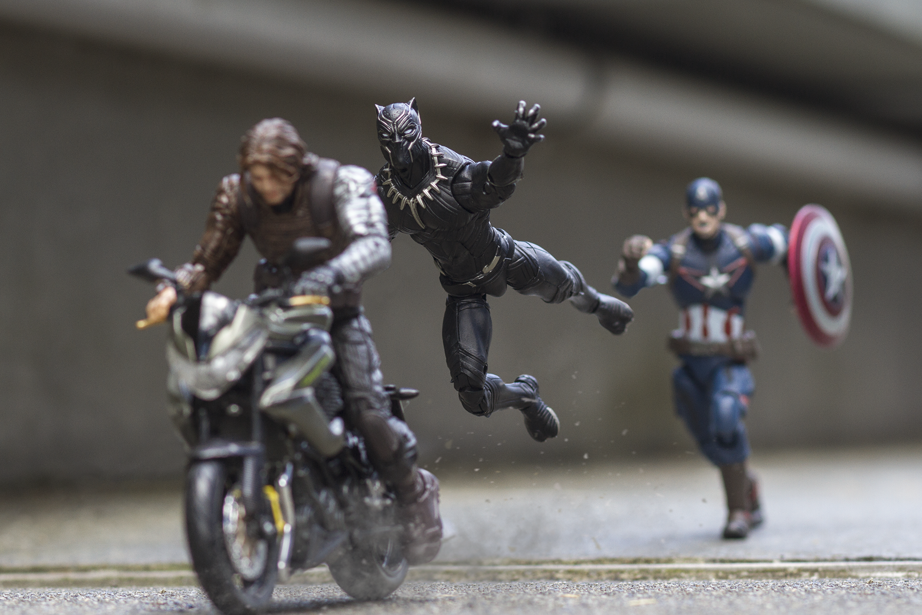 Toy Photo Safari recap from Father's Figures