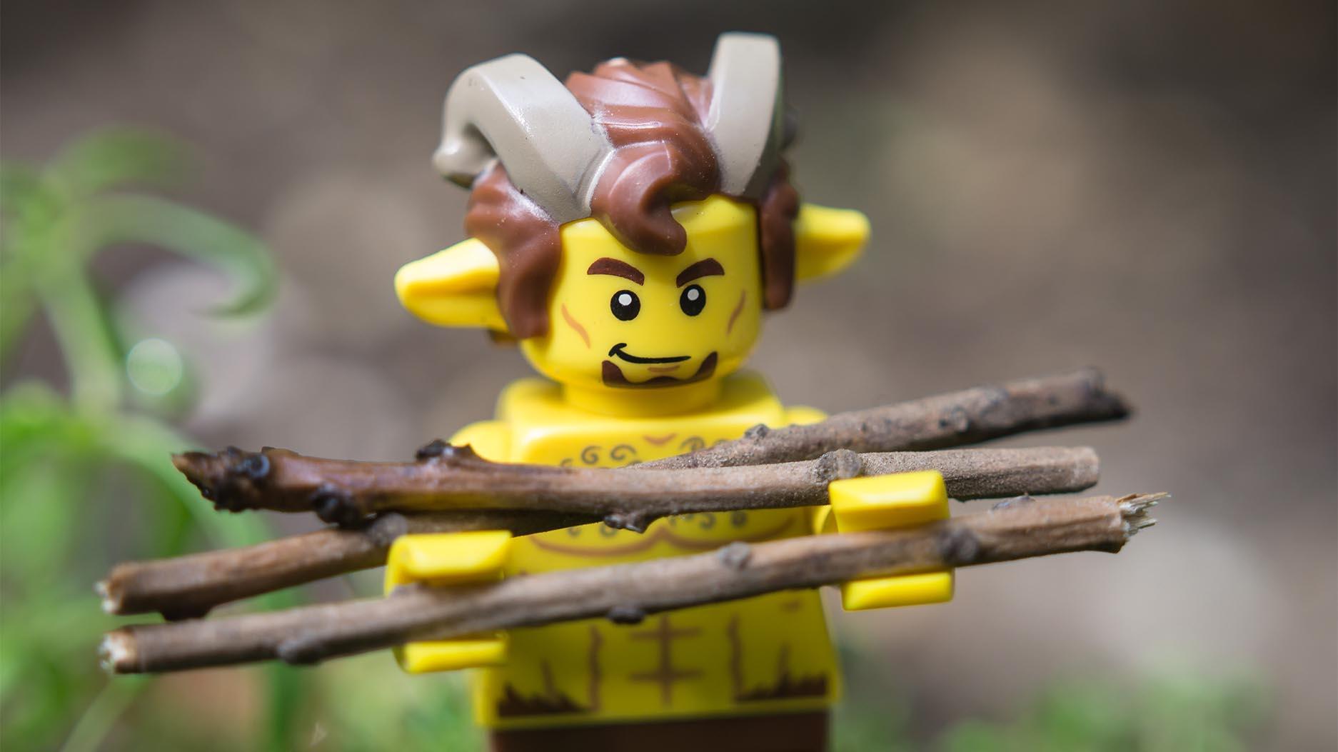 Leveling Up With LEGO