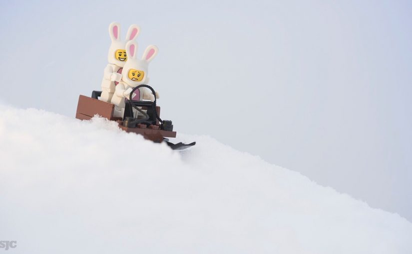The LEGO Group is Hosting an Easter Contest