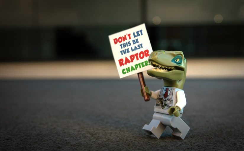 A Raptor Chapter that we hope doesn't end