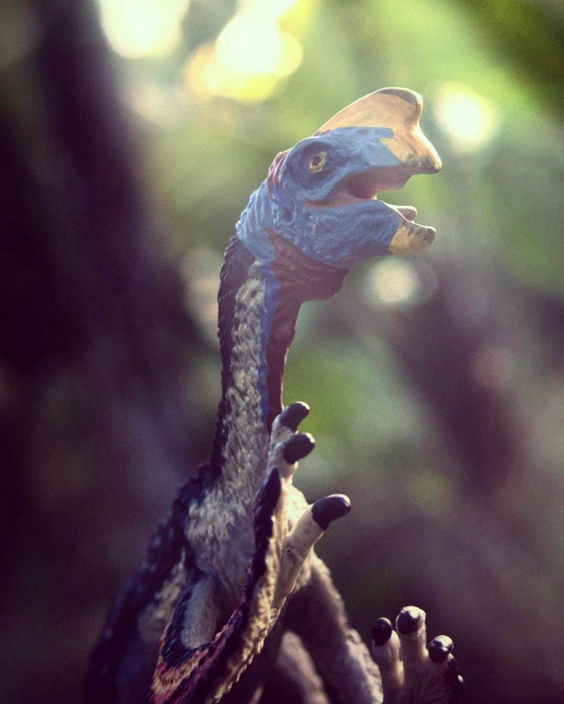 Raptor Pack Day : Oviraptorosaur