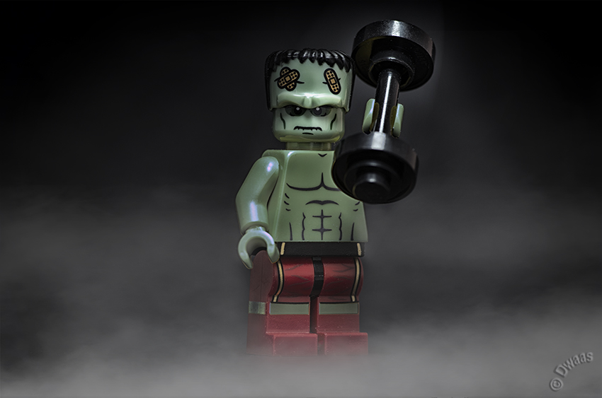 Foolish Lego