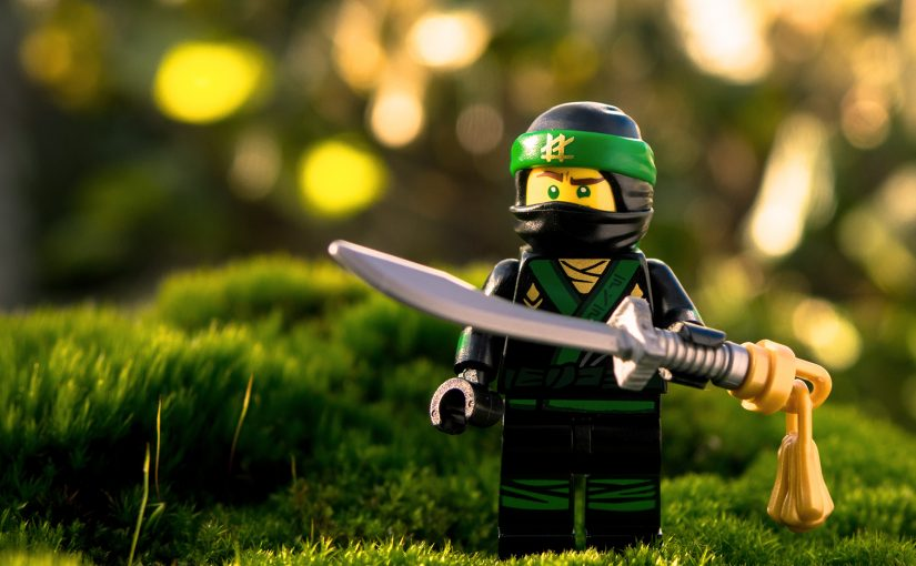 The Ninjago Movie Collectable Minifigures