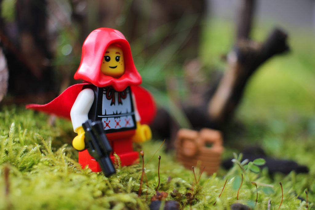 lego-red-riding-hood