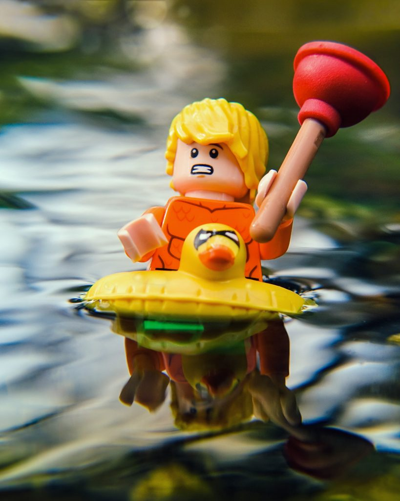 Taking on Tips: Aquaman in Training