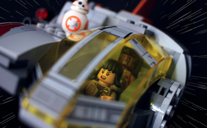 Review: LEGO Star Wars 75176 Resistance Transport Pod