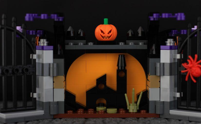Review: LEGO 40260 Halloween Haunt