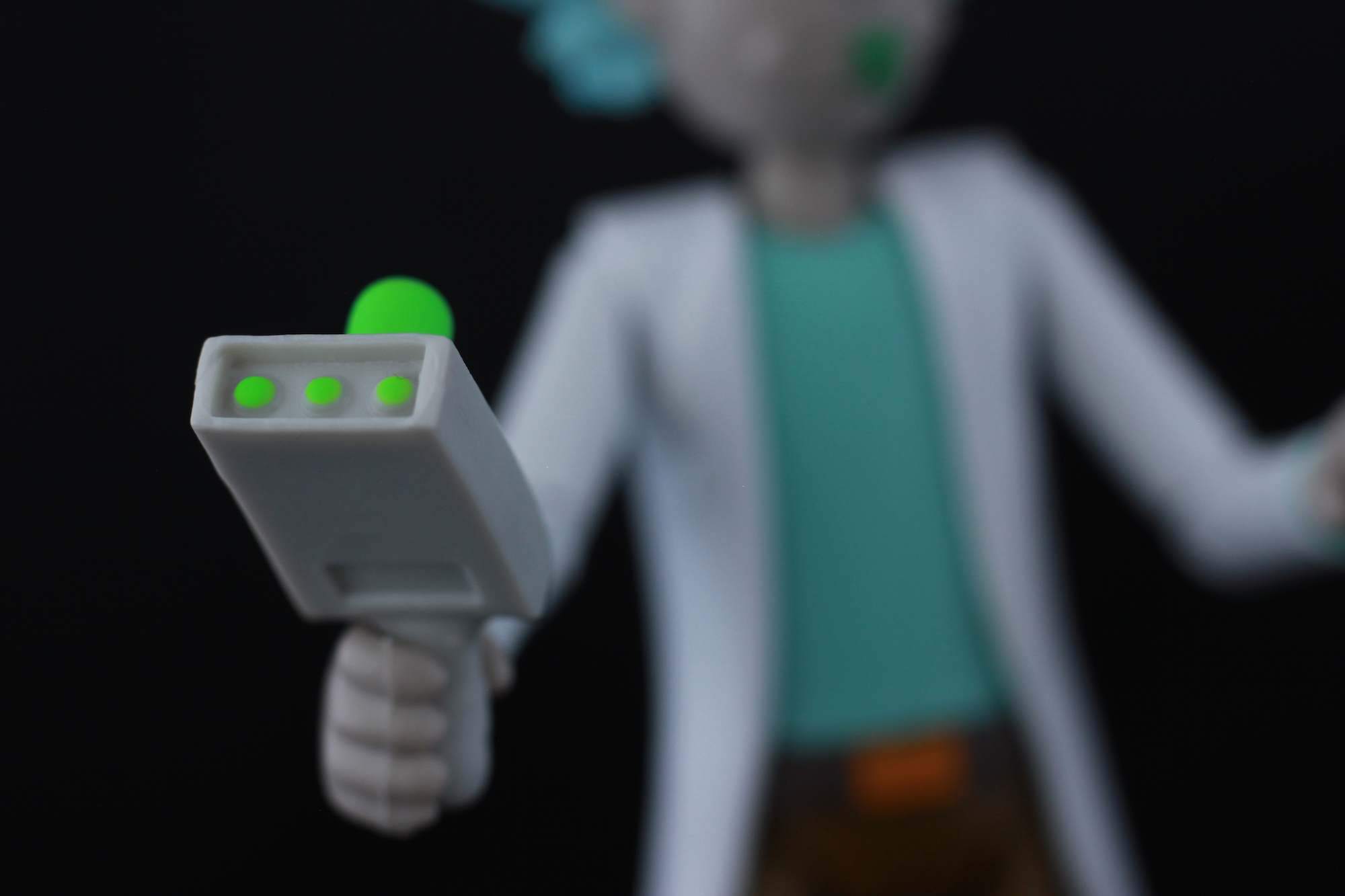 Funko Rick and Morty