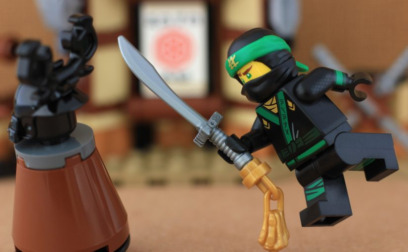 Review: The LEGO Ninjago Movie 70606 Spinjitzu Training