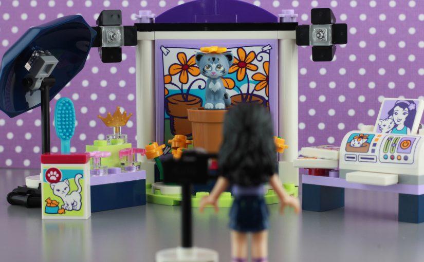 Review: LEGO Friends 41305 Emma's Photo Studio