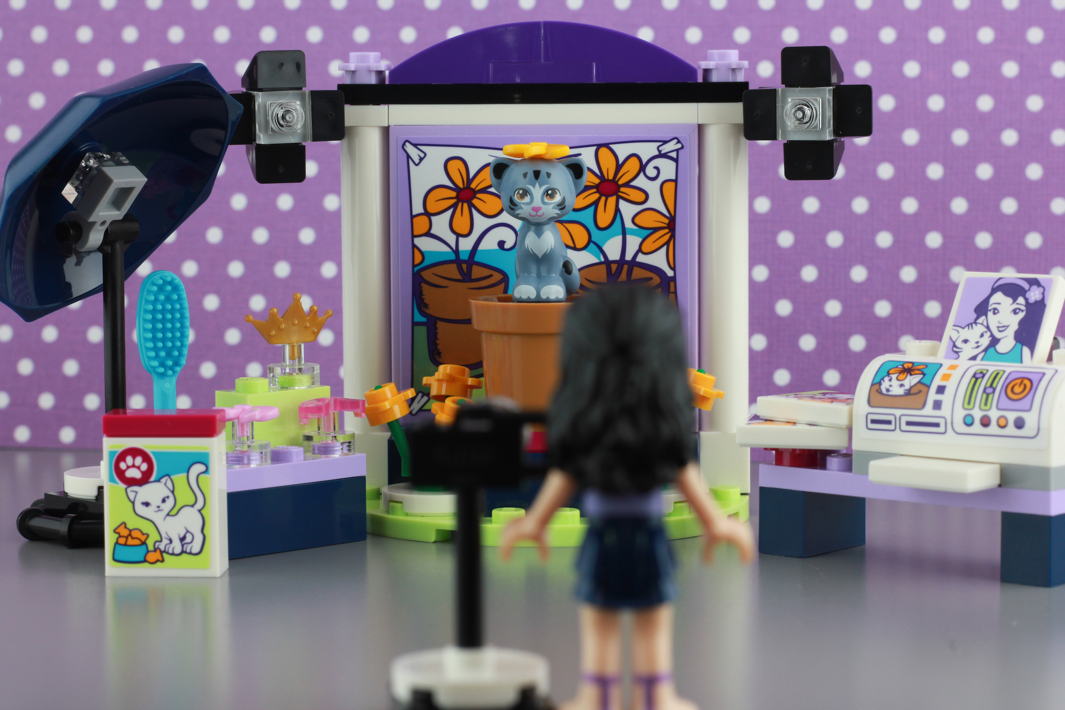 Review: LEGO Friends 41305 Emma's Photo Studio