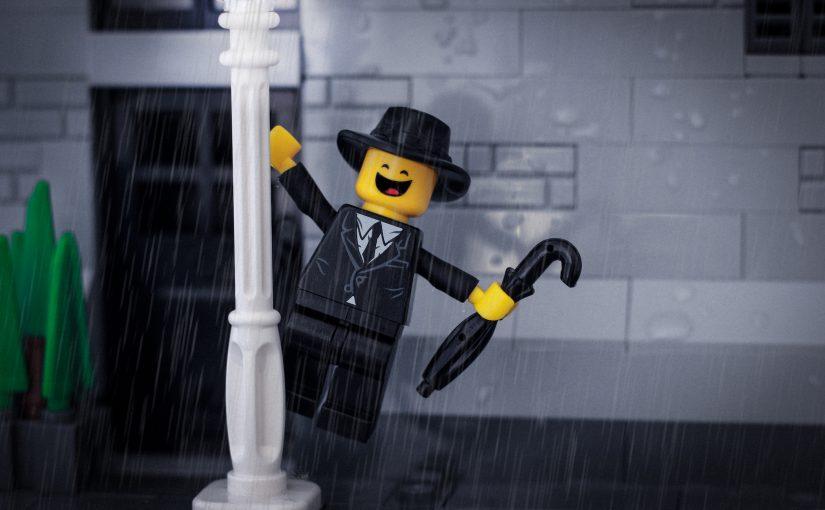 Shootin' in the Rain
