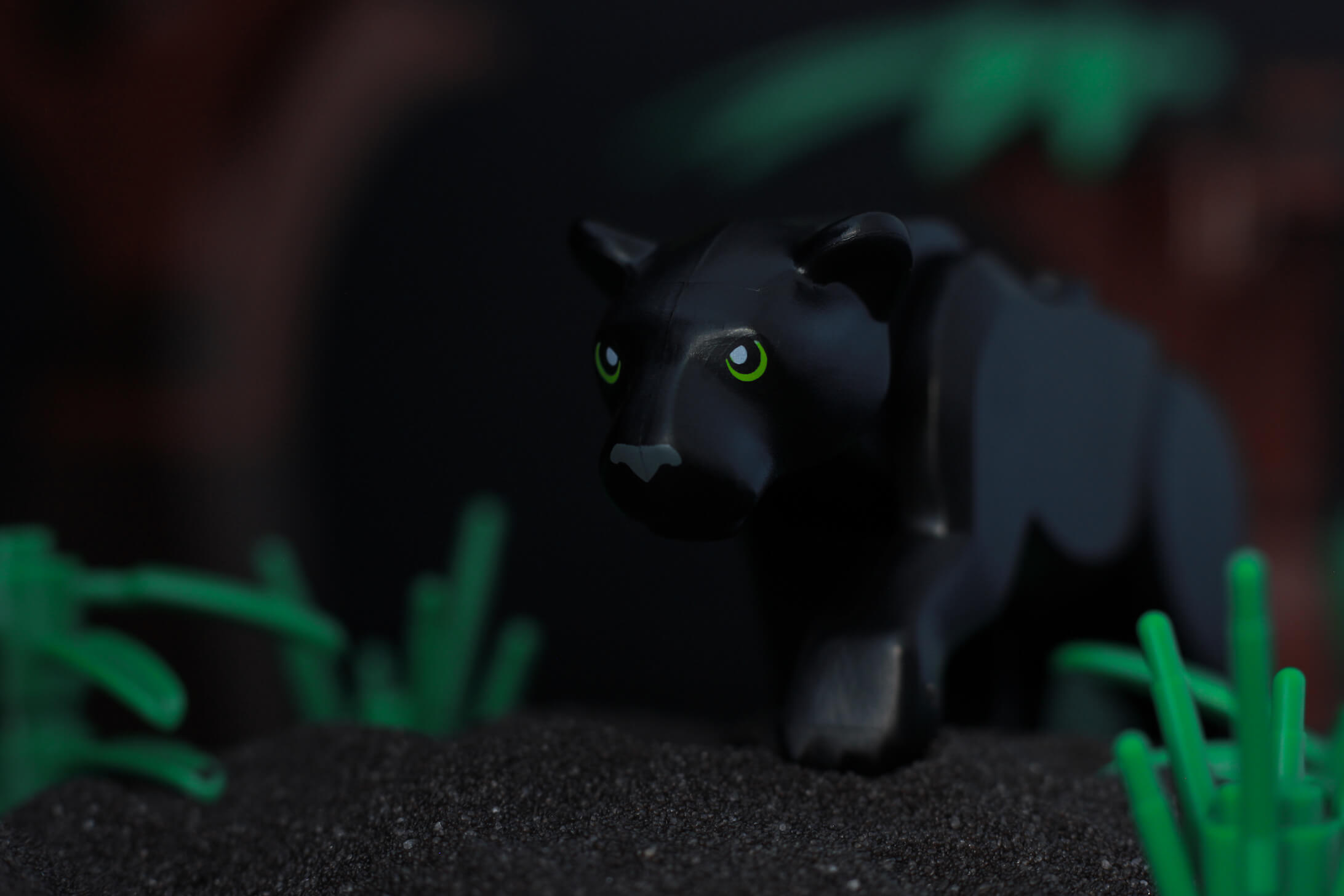 lego city jungle panther