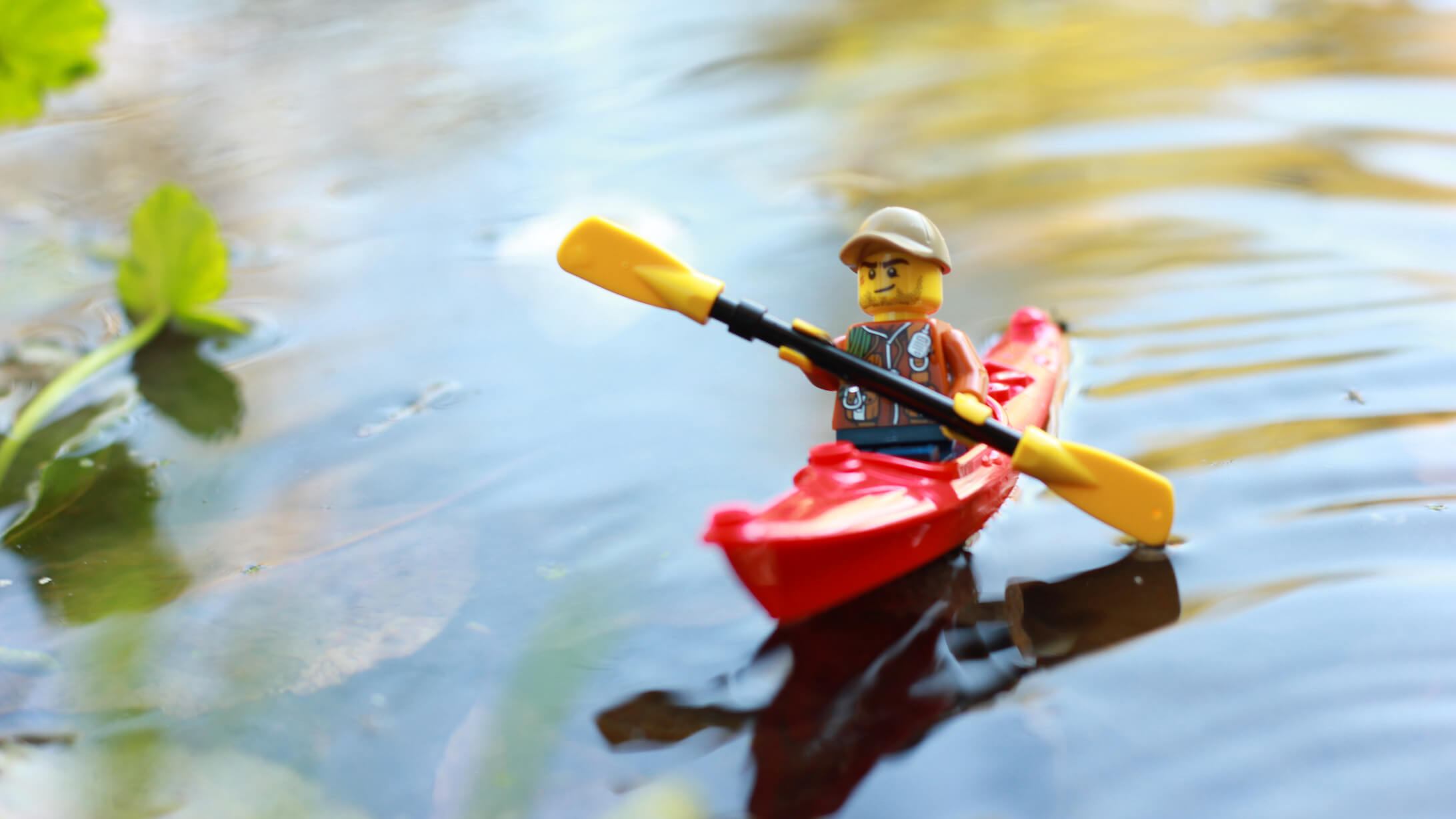 lego city jungle kayak