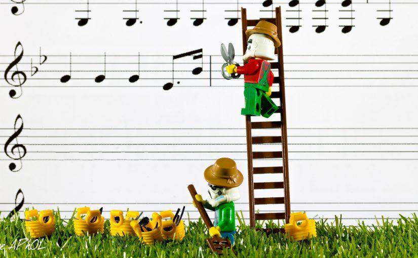 September Photo Challenge: Music