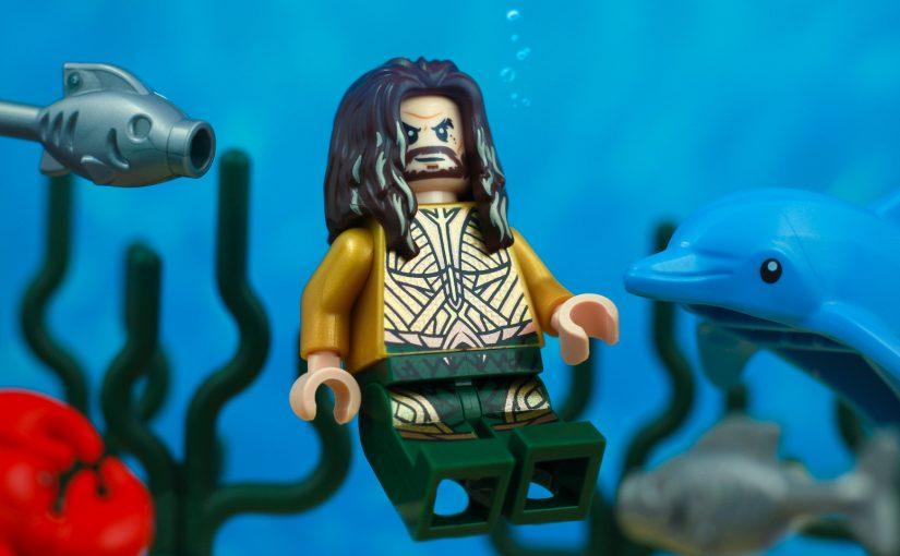 LEGO Aquaman Justice League