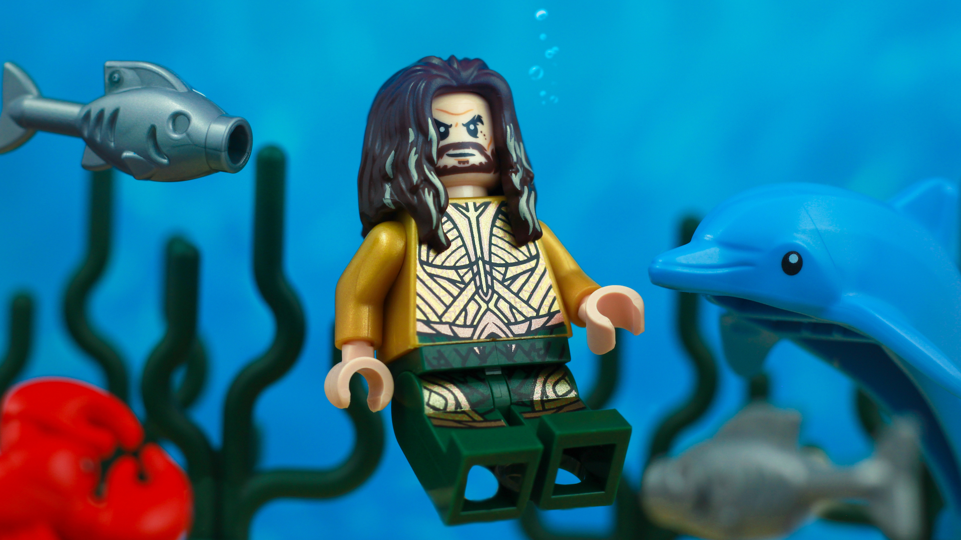 Review: LEGO 76085 Battle of Atlantis