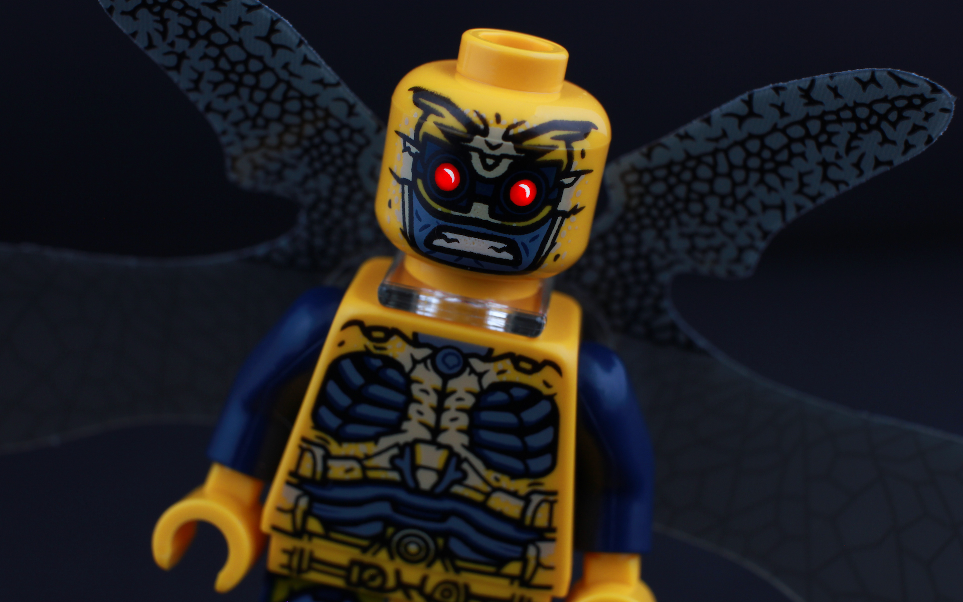 LEGO Parademon Justice League