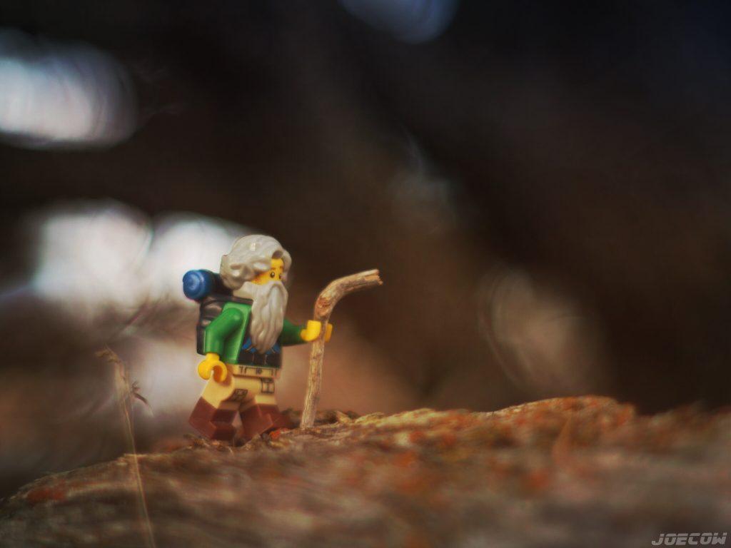 Perils of hiking alone 1