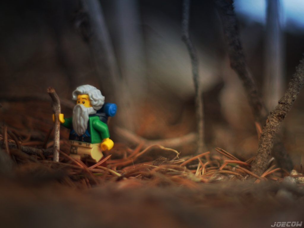 Perils of Hiking Alone 3