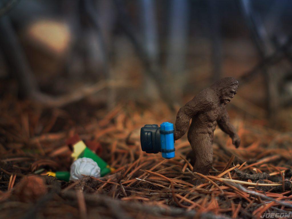 Perils of Hiking Alone 6
