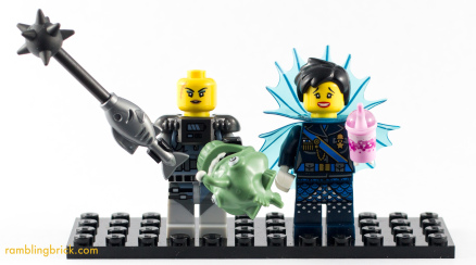 Minifigure Gender distribution: 2017 update