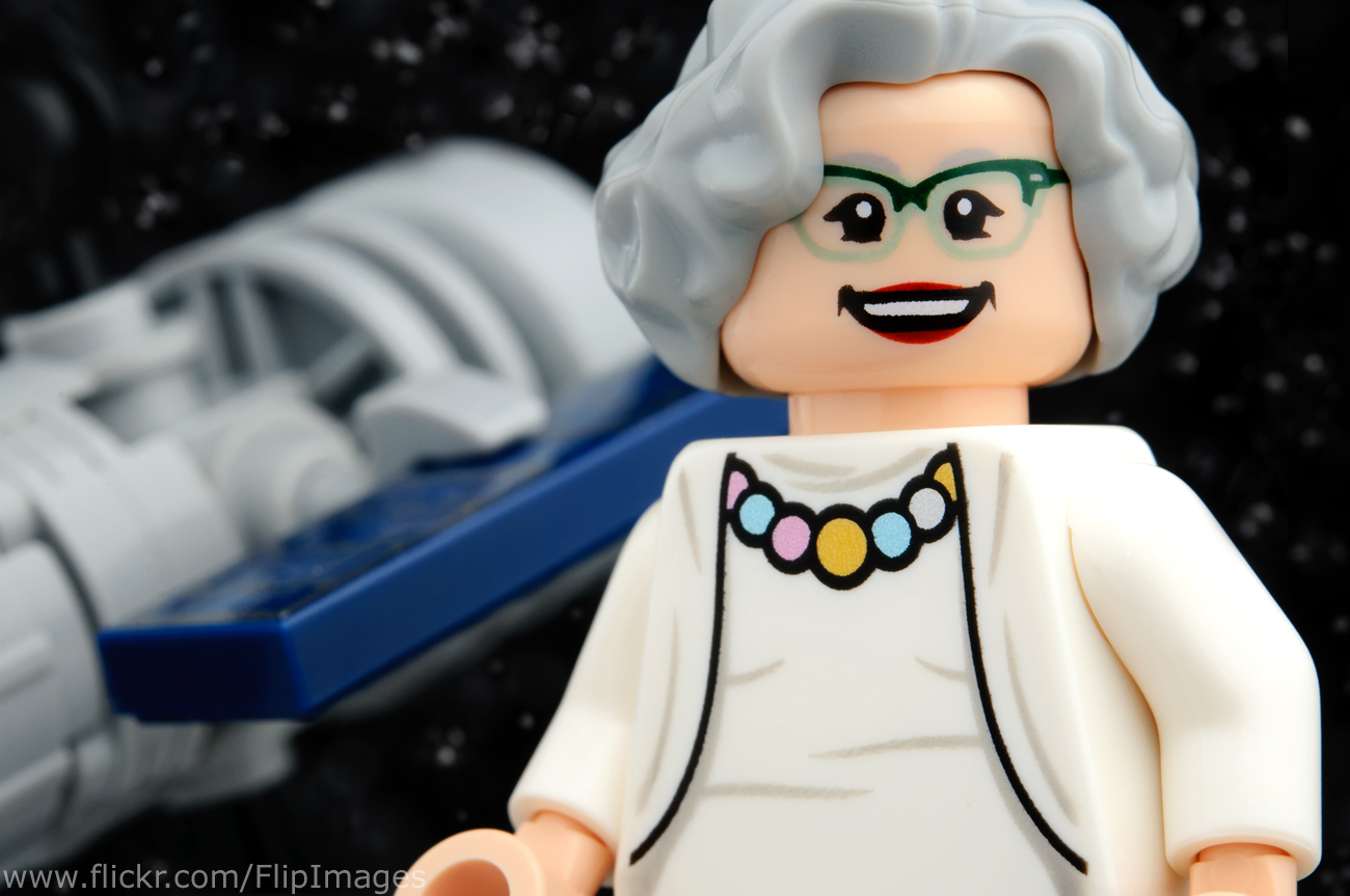 lego women nasa