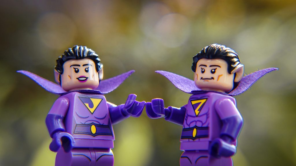 "Batman Movie Series 2 Giveaway: ""Wonder Twin powers activate!"" ""Shape of a giveaway!"" ""Form of some fun!"""