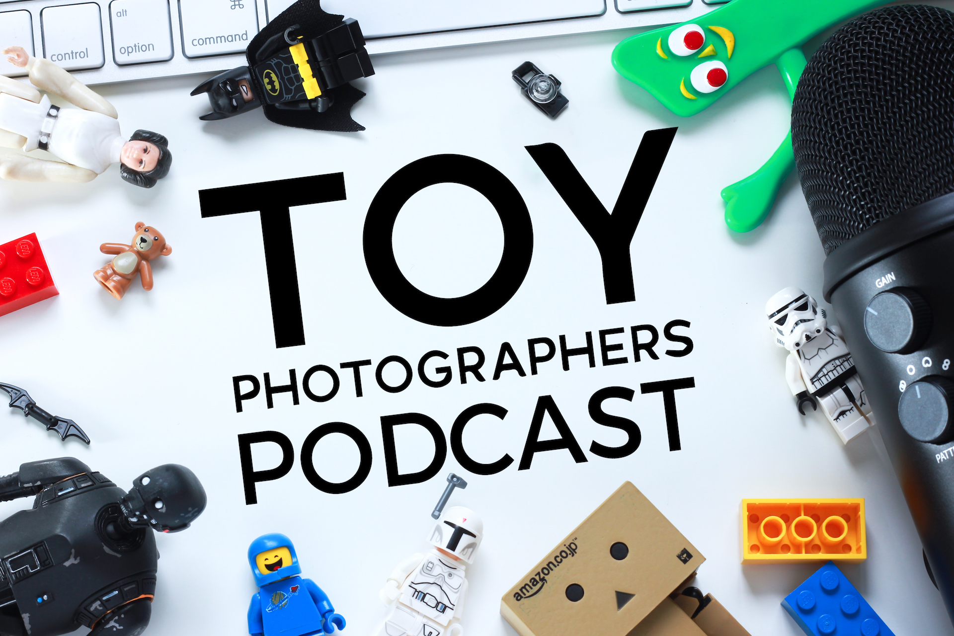 Introducing the Toy Photographers Podcast!