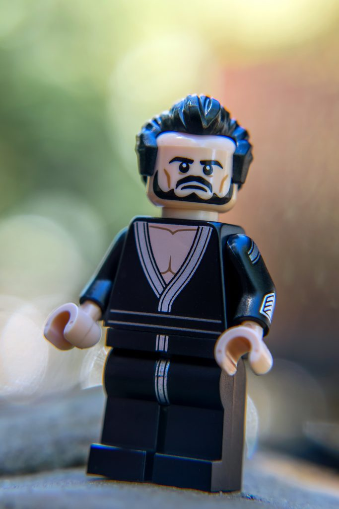 The Batman Movie Series 2 CMF Review: General Zod