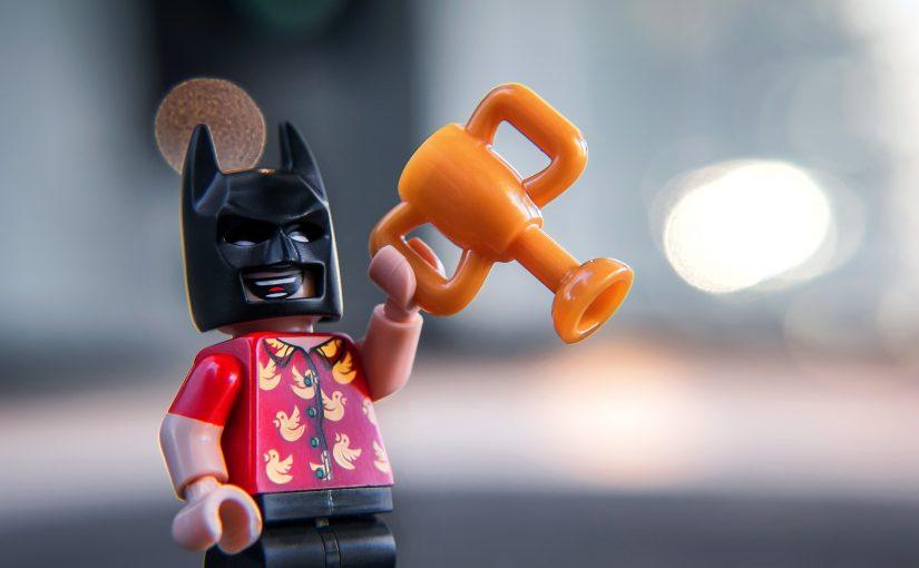 Batman Giveaway Winner