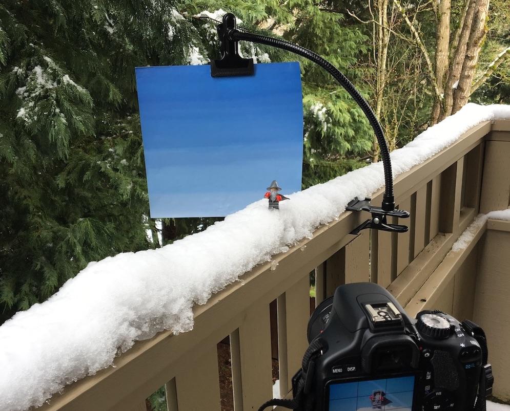 camera snow lego outdoor photography