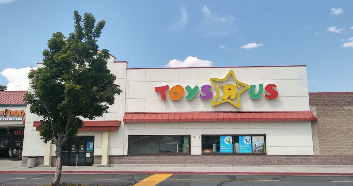 Toys R Us Reno Nevada