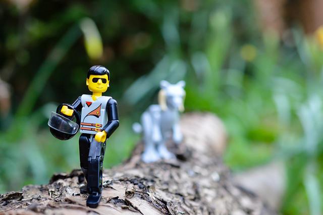 LEGO technic figure