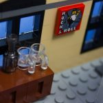 LEGO Downtown Diner record by James Garcia