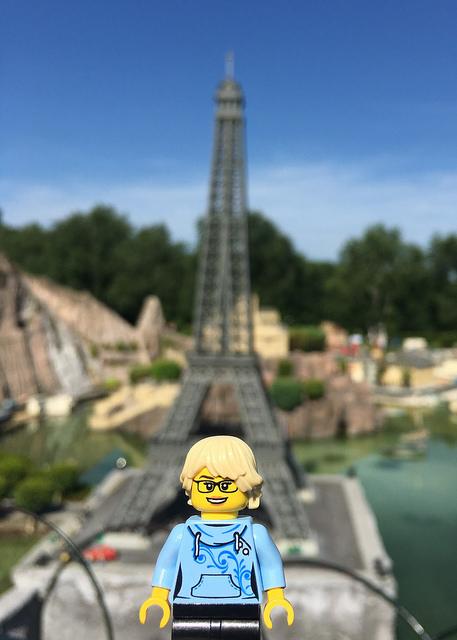 LEGO figure at LEGOland