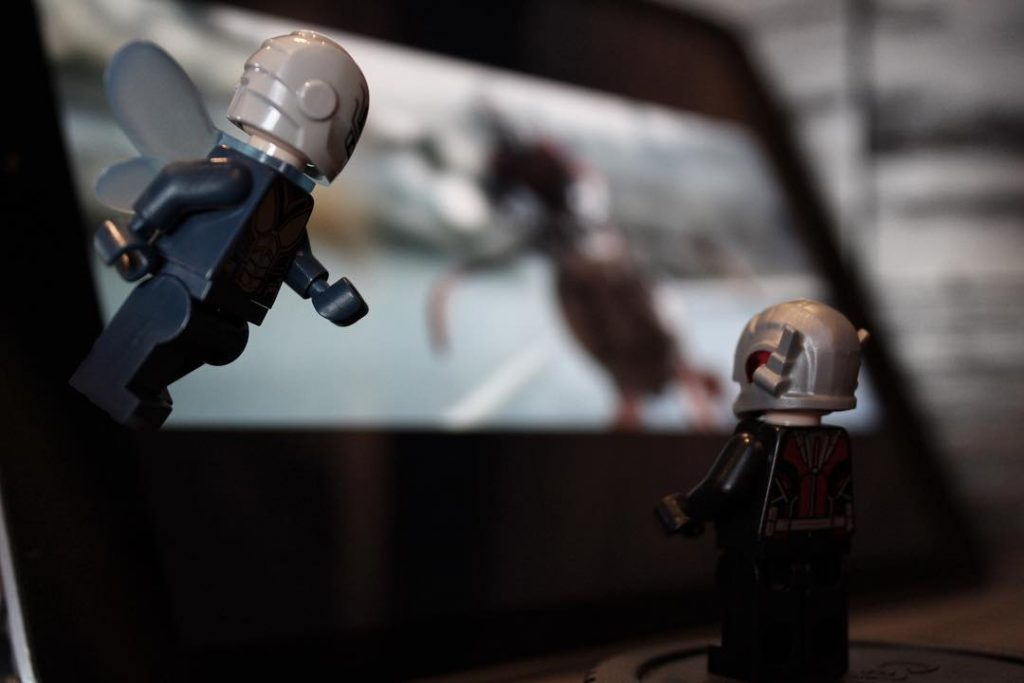 LEGO Ant man and the Wasp by ljtoyphotography