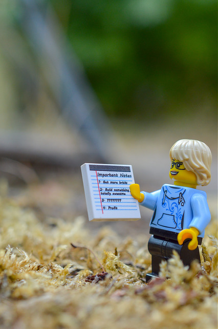 LEGO list