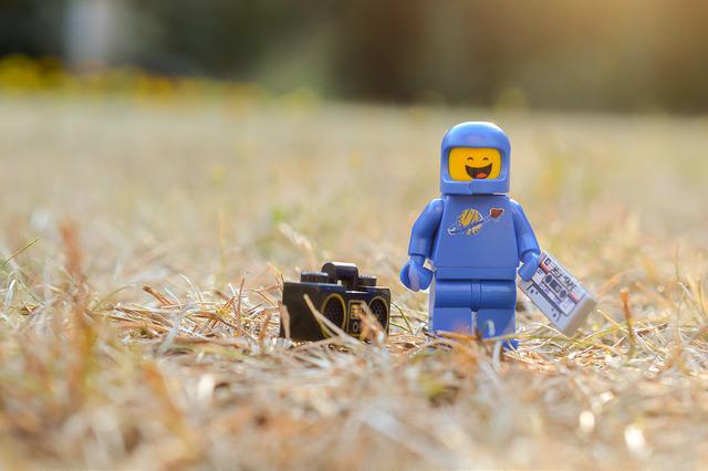 LEGO benny
