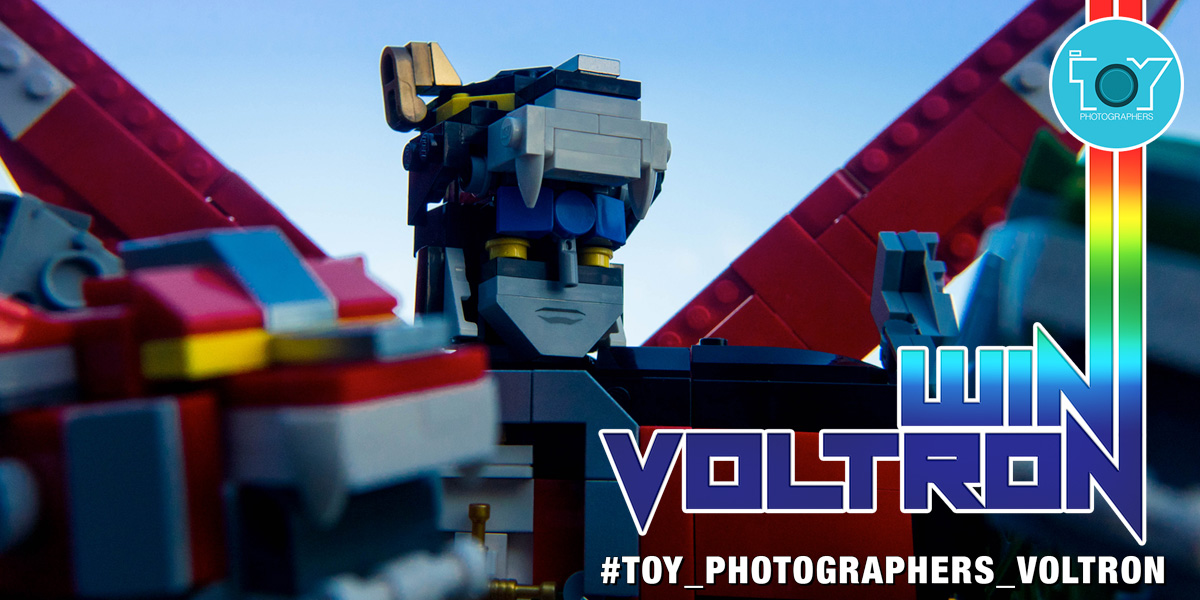 Voltron: Defender of the Universe Giveaway