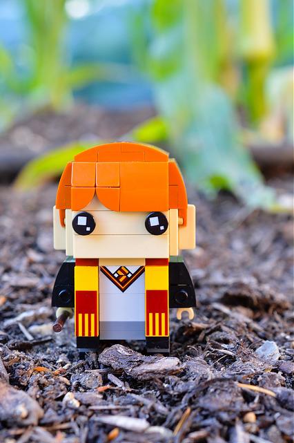 LEGO BrickHeadz Ron Weasley