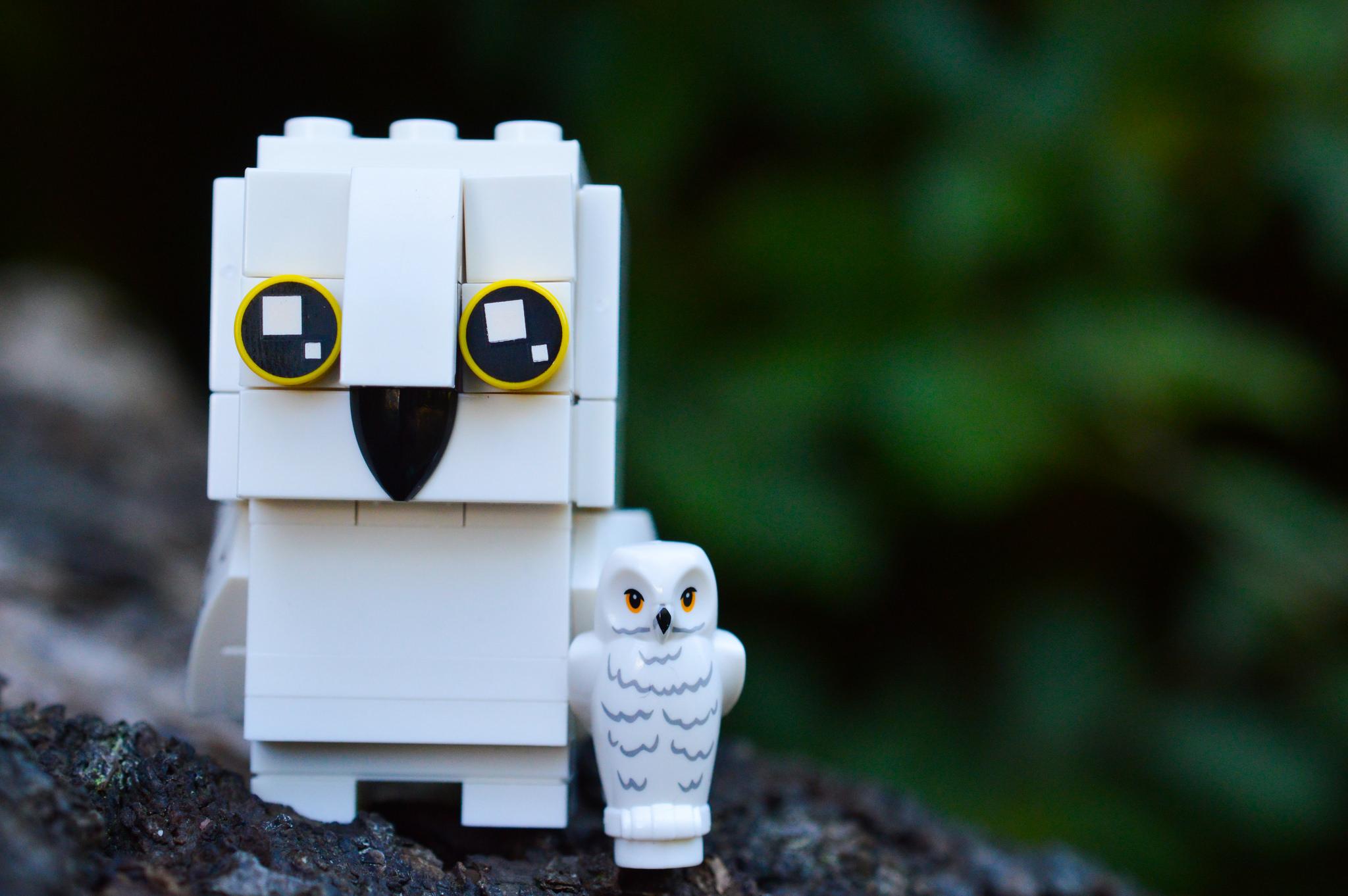 LEGO Hedwig