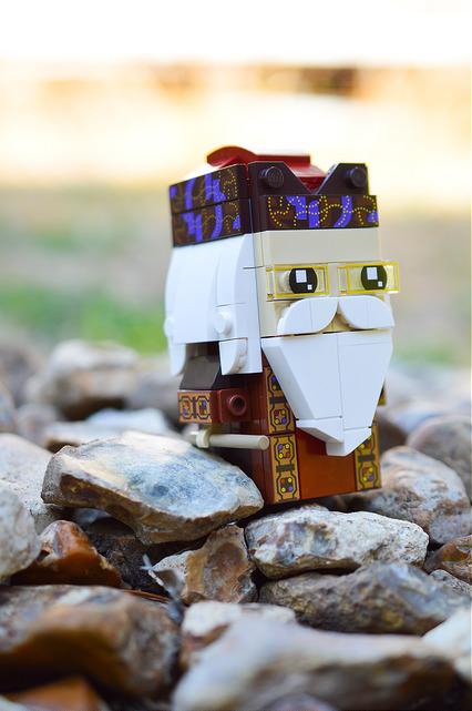LEGO BrickHeadz Dumbledore