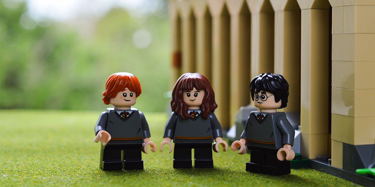 Harry Potter and the Hogwarts Great Hall (A toy photographers review)