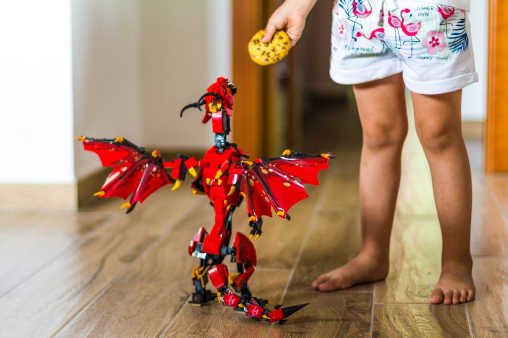 Marco: Ninjago Dragons