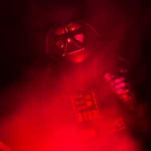 Star Wars Black Series Darth Vader toy photography by James Garcia