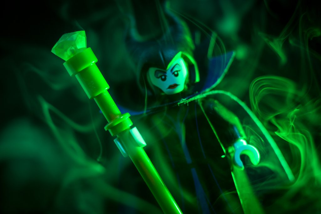 LEGO Disney Maleficent by James Garcia