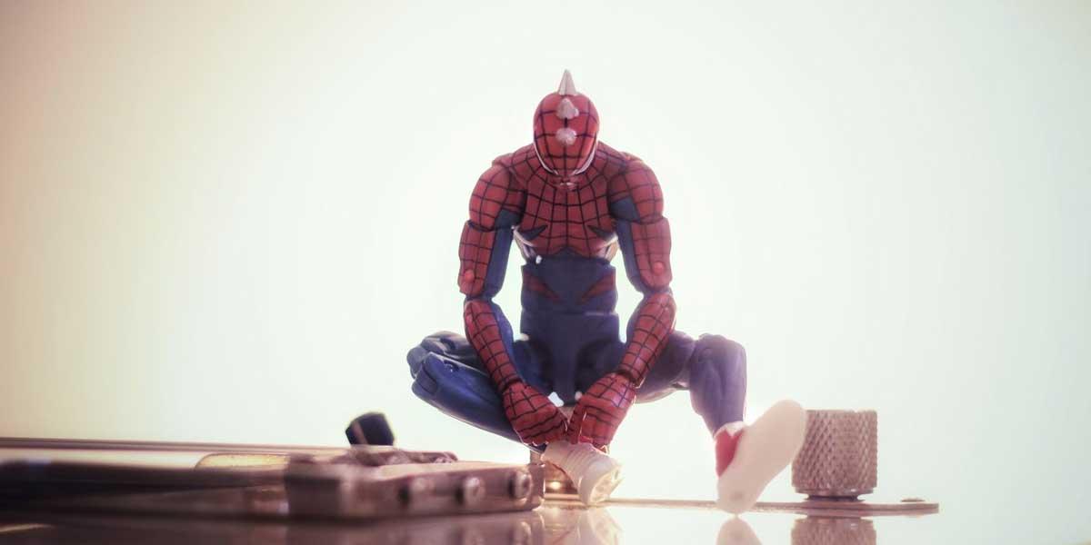 Punk Rock Spider-Man