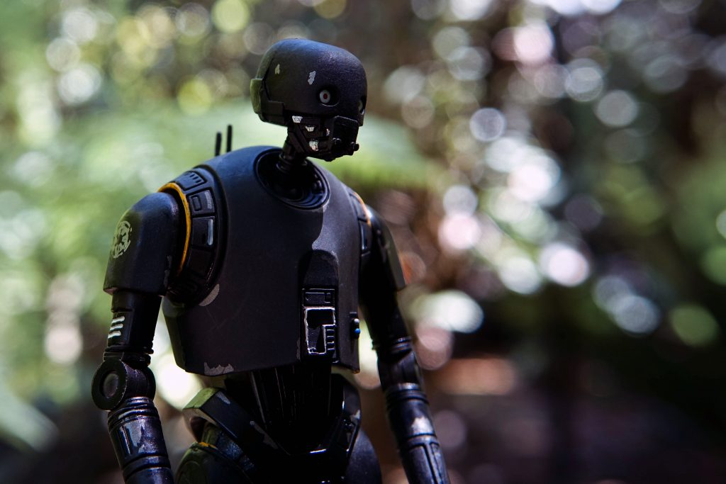 BBTS Star Wars Black Series review and giveaway: K-2SO!